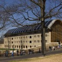 Kroon Hall Yale University / Centerbrook Architects and Planners and Hopkins Architects  Morley von Sternberg