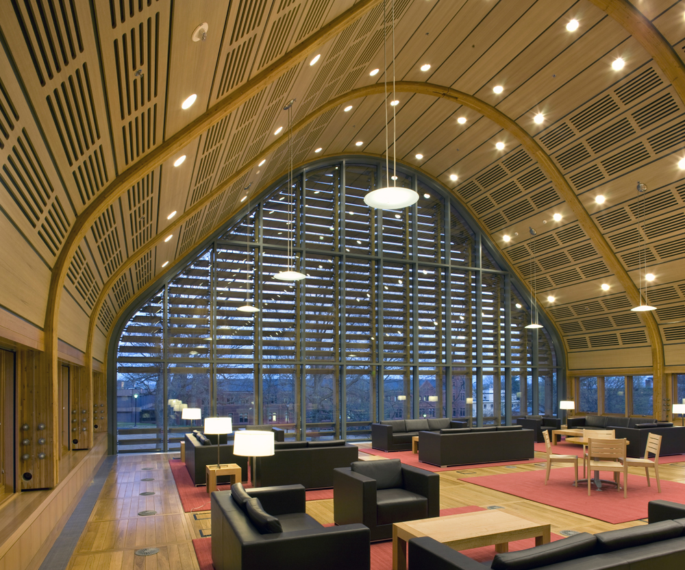 Kroon Hall Yale University / Hopkins Architects and Centerbrook Architects and Planners