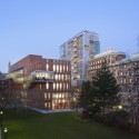 The Diana Center at Barnard College / Weiss Manfredi © Albert Vecerka/Esto