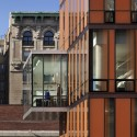The Diana Center at Barnard College / Weiss Manfredi © Paul Warchol