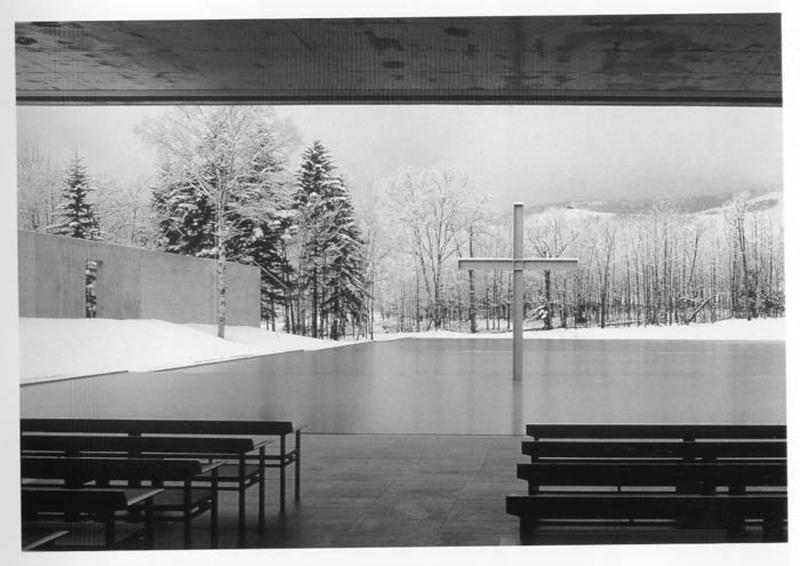 AD Classics: Church on the Water / Tadao Ando