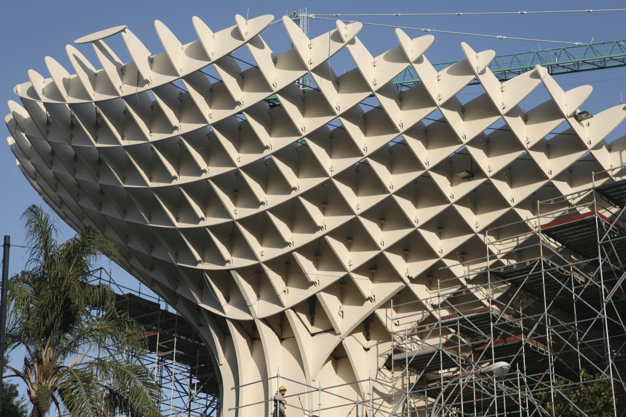 Metropol Parasol - J. Mayer H. Architects © J. Mayer H. Architects