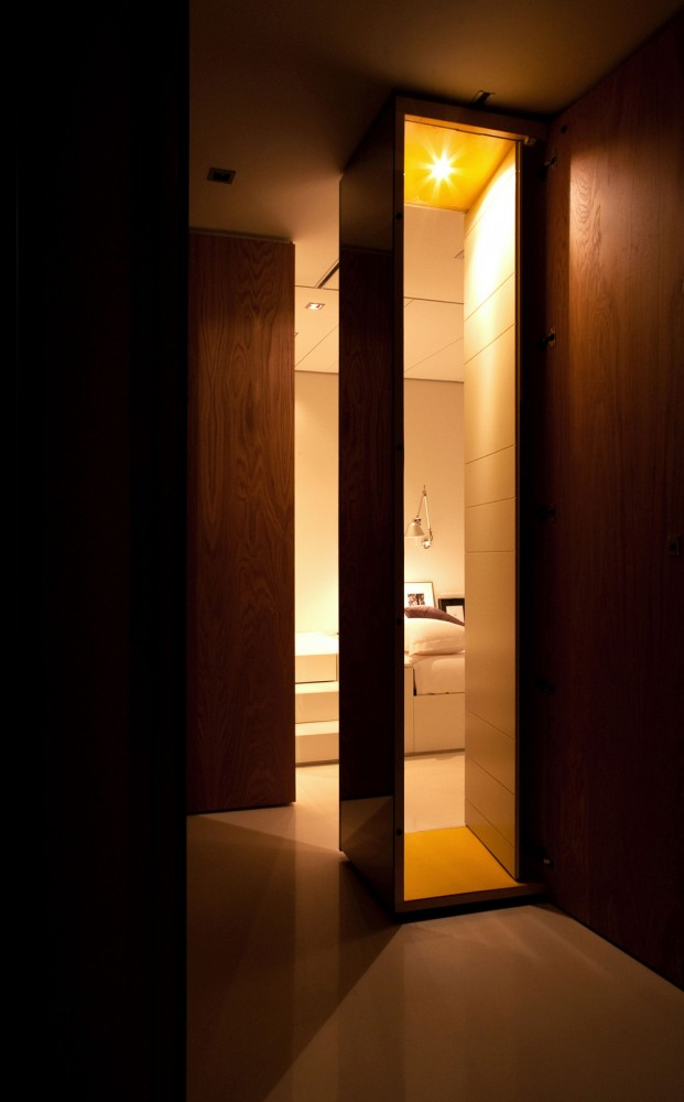 Closet House / Consexto