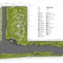 logon Qingpu wetland_masterplan Courtesy of logon architecture
