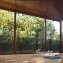 Tea House / David Jameson Architect © Paul Warchol Photography
