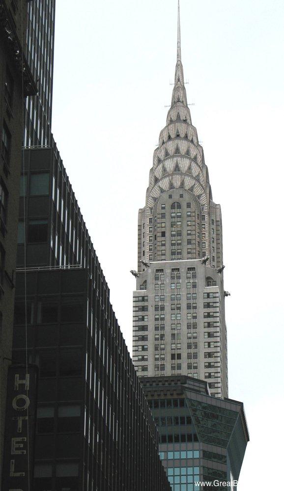 AD Classics: Chrysler Building / William Van Alen   ArchDaily