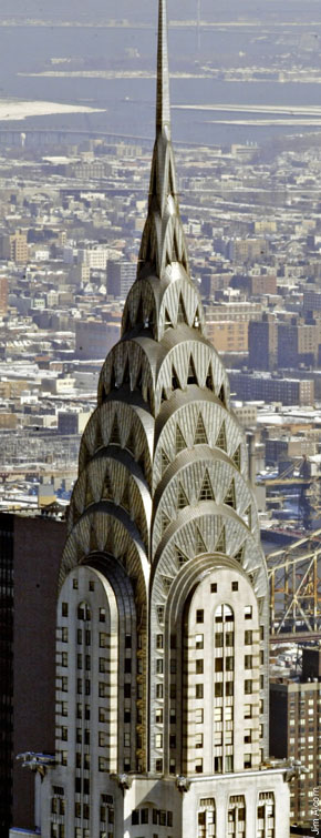 AD Classics: Chrysler Building / William Van Alen