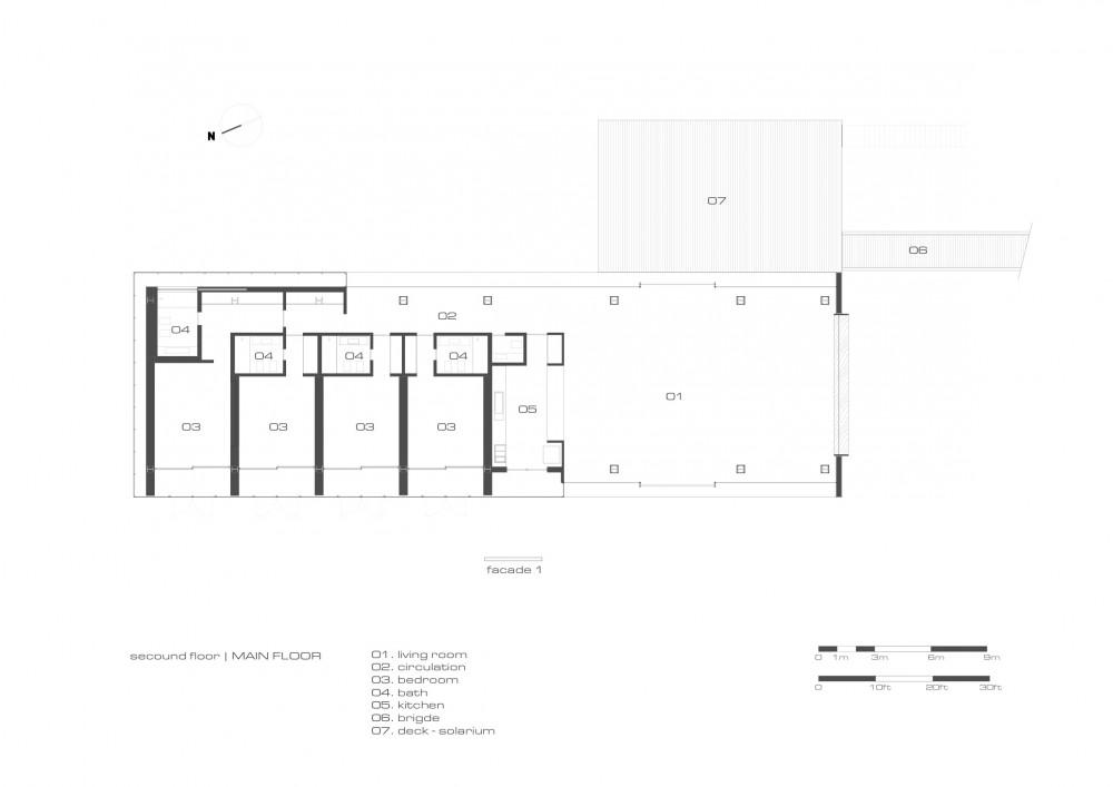 Architecture Photography Main Floor Plan 99279