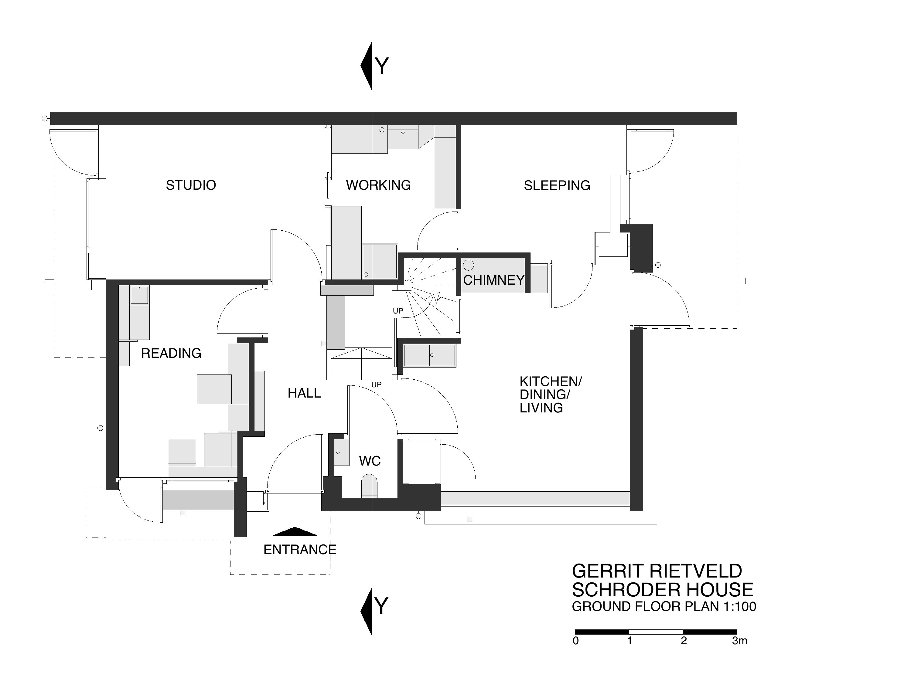 No 32 schroeder house elevation and plans images frompo for Ad house plans