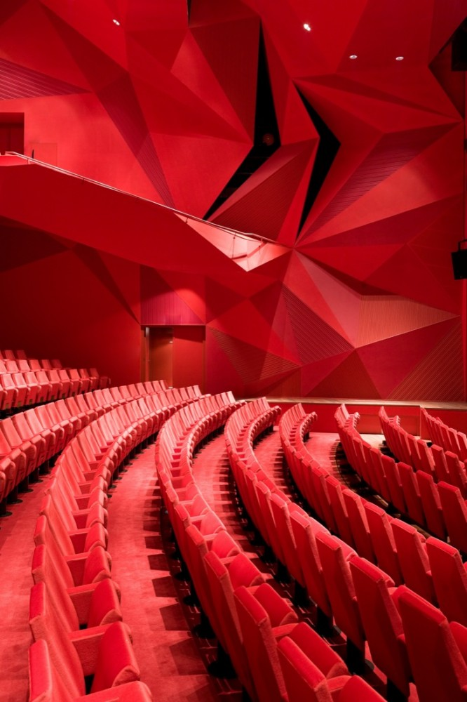 Theatre Agora / UNStudio