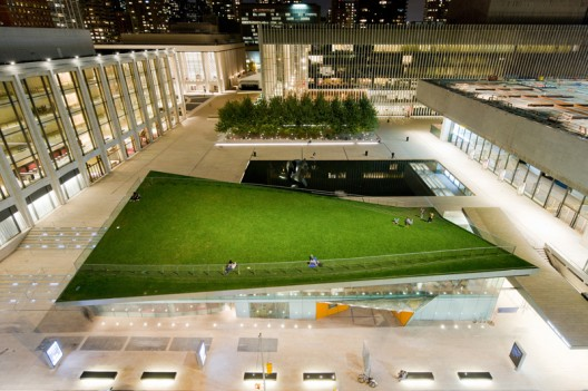 New Yorkers top Architectural Events of 2010