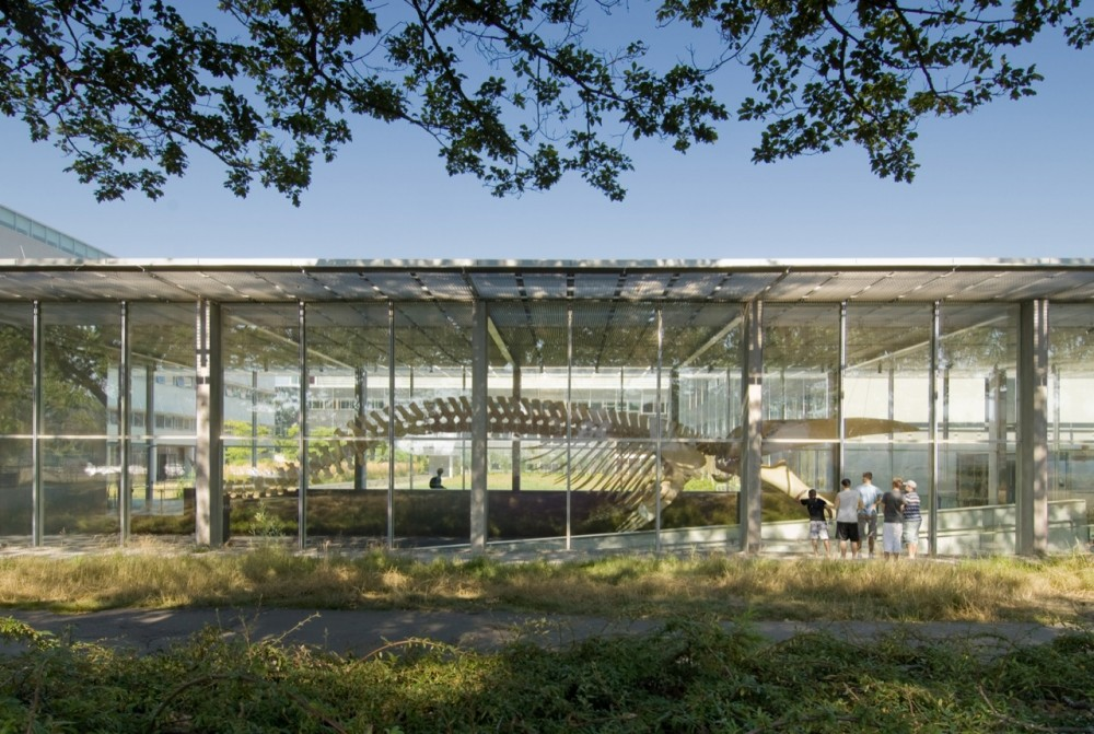 Beaty Biodiversity Center and Aquatic Ecosystems Research Laboratory / Patkau Architects