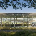 Beaty Biodiversity Center and Aquatic Ecosystems Research Laboratory / Patkau Architects © James Dow