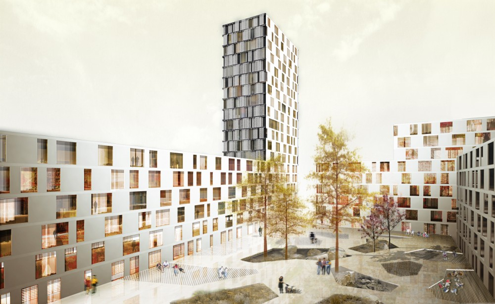 A101 Urban Block Competition Winners / CIE and SVESMI