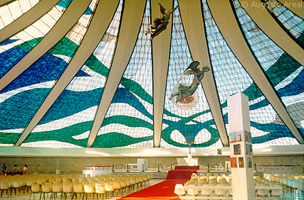 AD Classics: Cathedral of Brasilia / Oscar Niemeyer