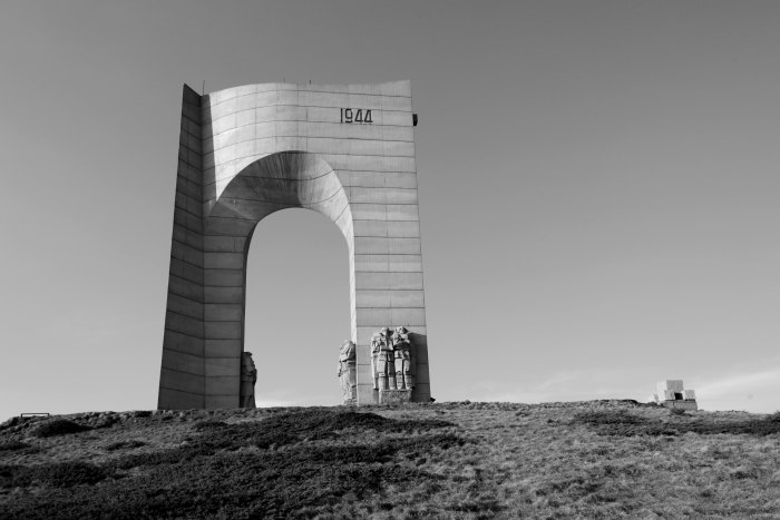 Forgotten Monuments From the Communist Era in Bulgaria