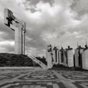 Forgotten Monuments From the Communist Era in Bulgaria memorial complex the defenders of stara zagora, stara zagora, 1977