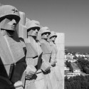 Forgotten Monuments From the Communist Era in Bulgaria park  monument of the Bulgarian soviet friendship, Varna, 1978