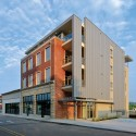 Southeastern Glass Building / Sanders Pace Architecture  David Smith Photography