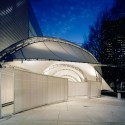 United Nations Porte Cochere / FTL Design Engineering Studio  Woodruff/Brown Architectural Photography