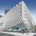 Design Unveiled for the Broad Museum by Diller Scofidio + Renfro Courtesy of Diller Scofidio+Renfro