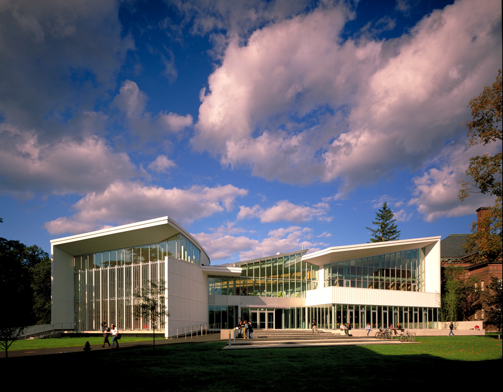 Smith College Campus Center / Weiss Manfredi