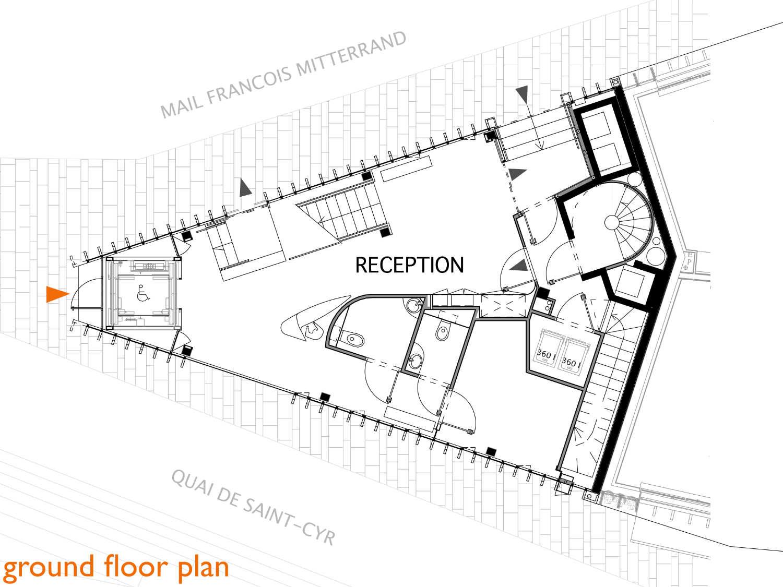 Architecture Photography Ground Floor Plan 102126