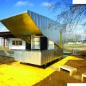 ConcessFinished1 Concession Stand © Rural Studio