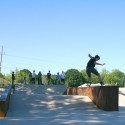 SkateFinished1 Skatepark © Rural Studio