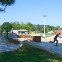 SkateFinished2 Skatepark © Rural Studio