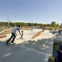 SkateHursley1 Skatepark © Rural Studio. Photo Timothy Hursely