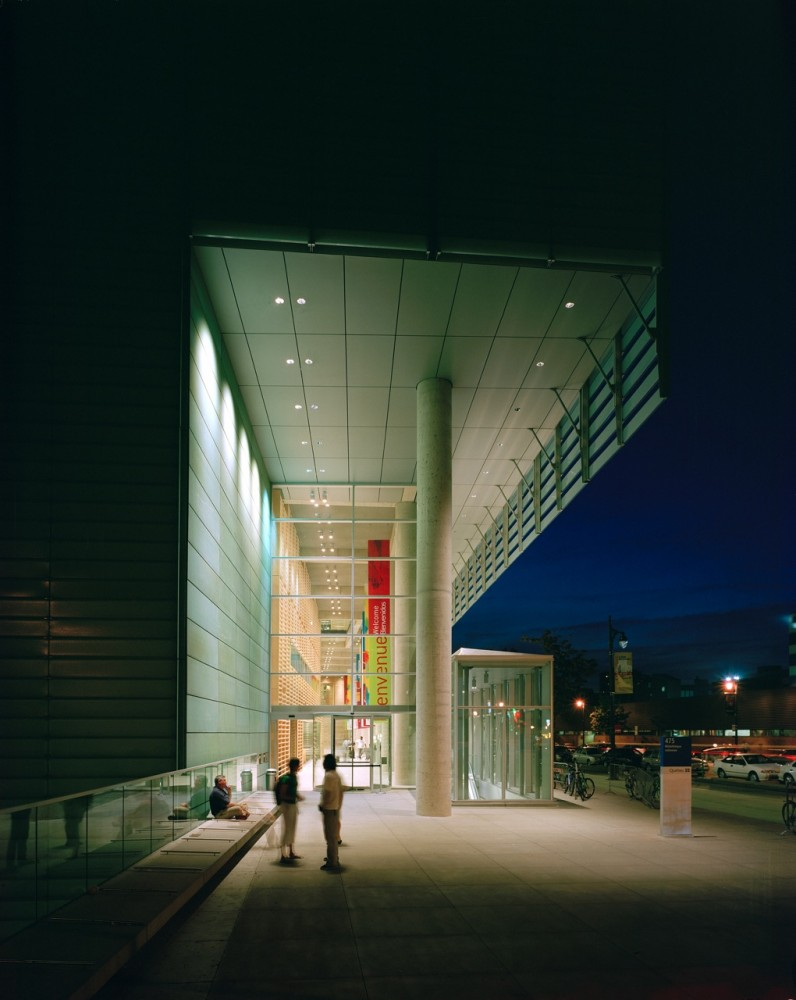 Grand Library of Québec / Patkau Architects with Croft Pelletier and Menkès Shooner Dagenais architectes associés
