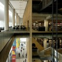 Grand Library of Québec / Patkau Architects © James Dow