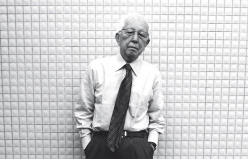 Fumihiko Maki 2011 AIA Gold Medal Winner
