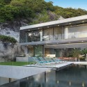 Villa Amanzi / Original Vision Ltd  Helicam Asia Aerial Photography