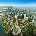 tianjin-eco-city-9 Aerial View