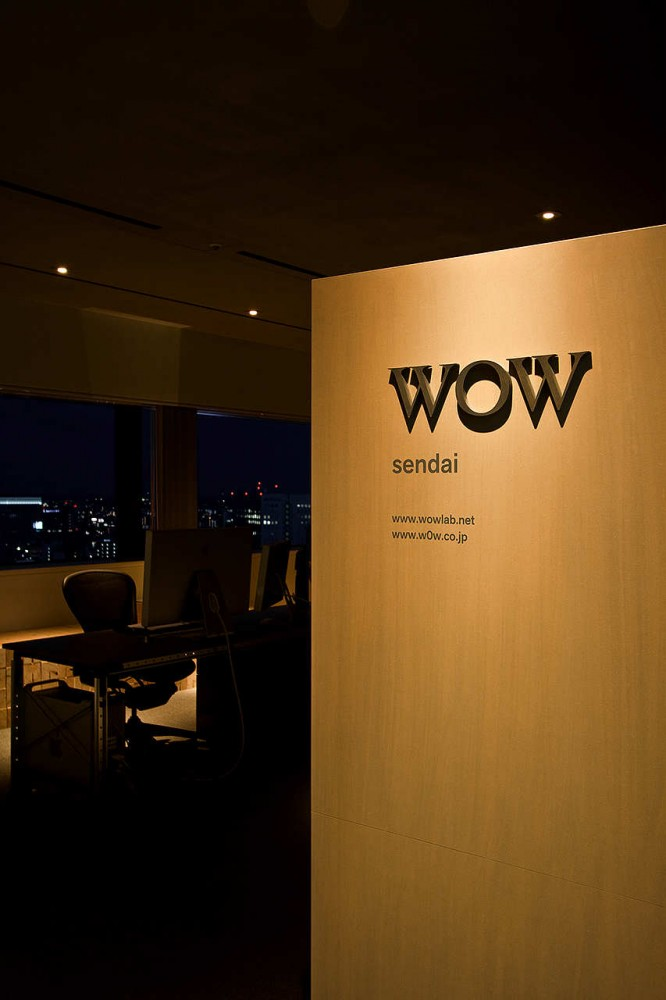 WOW Sendai / Upsetters Architects