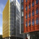 Central St. Giles Court / Renzo Piano & Fletcher Priest Architects © Hufton & Crow, Courtesy L&G and MEC