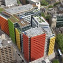 Central St. Giles Court / Renzo Piano & Fletcher Priest Architects © Michel Denance