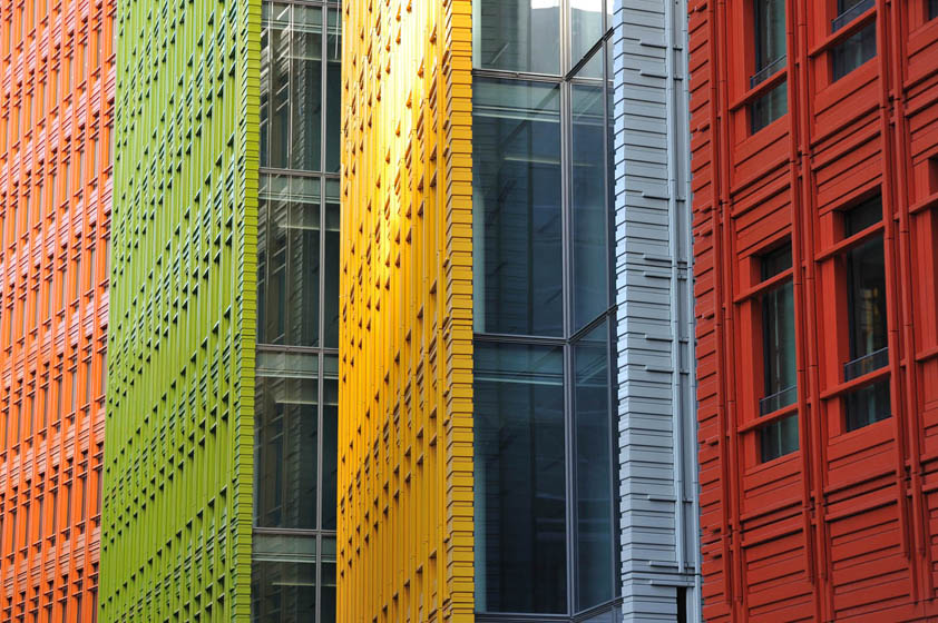 Central St. Giles Court / Renzo Piano &#038; Fletcher Priest Architects