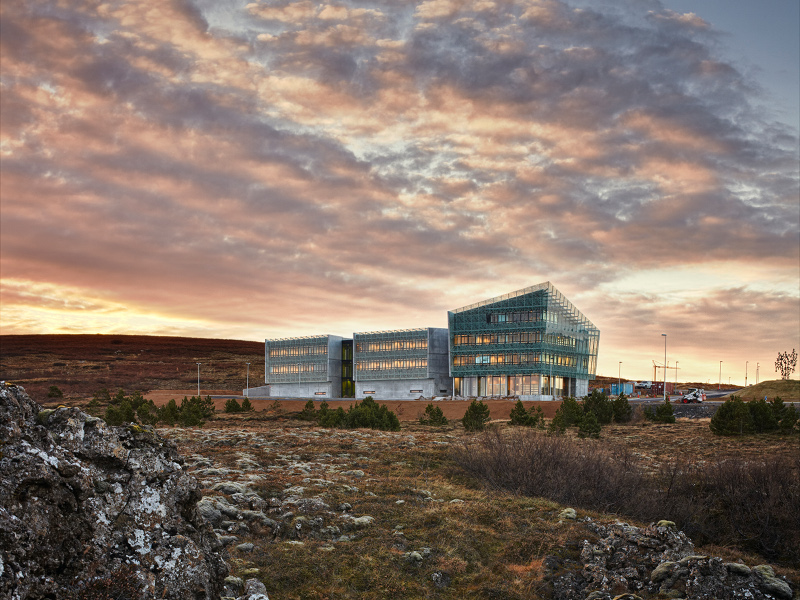 Icelandic Institute of Natural History / ARKÍS architects