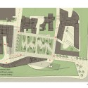 BGU University Entrance Square & Art Gallery / Chyutin Architects © Sharon Yeari