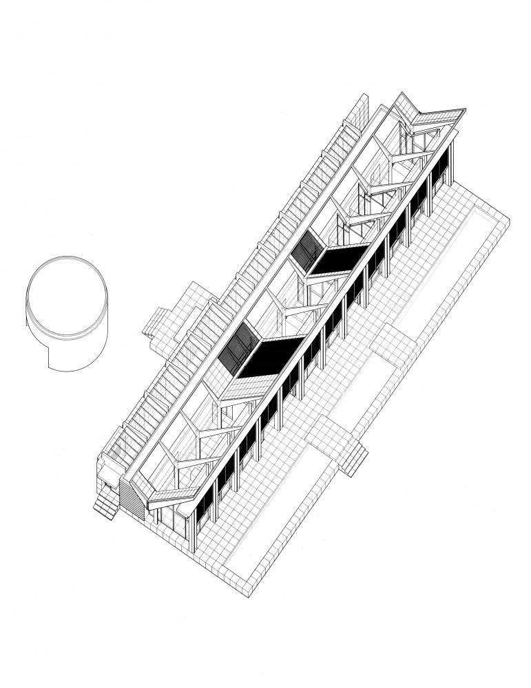 Architecture photography axonometric 104362 for Ad architects