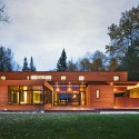 Hurteau-Miller Cottage / Kariouk Associates © Photolux Studios, Christian Lalonde