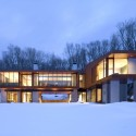 Bridge House / Joeb Moore + Partners Architects  David Sundberg / Esto