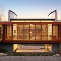 Bridge House / Joeb Moore + Partners Architects  Oudeman