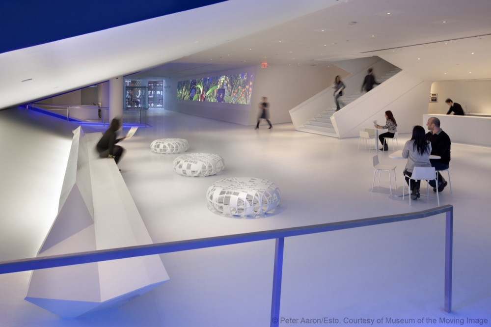 Museum of the Moving Image / Leeser Architecture