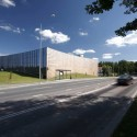 Sports Hall Of The Estonian University Of Life Sciences / Salto AB  Reio Avaste
