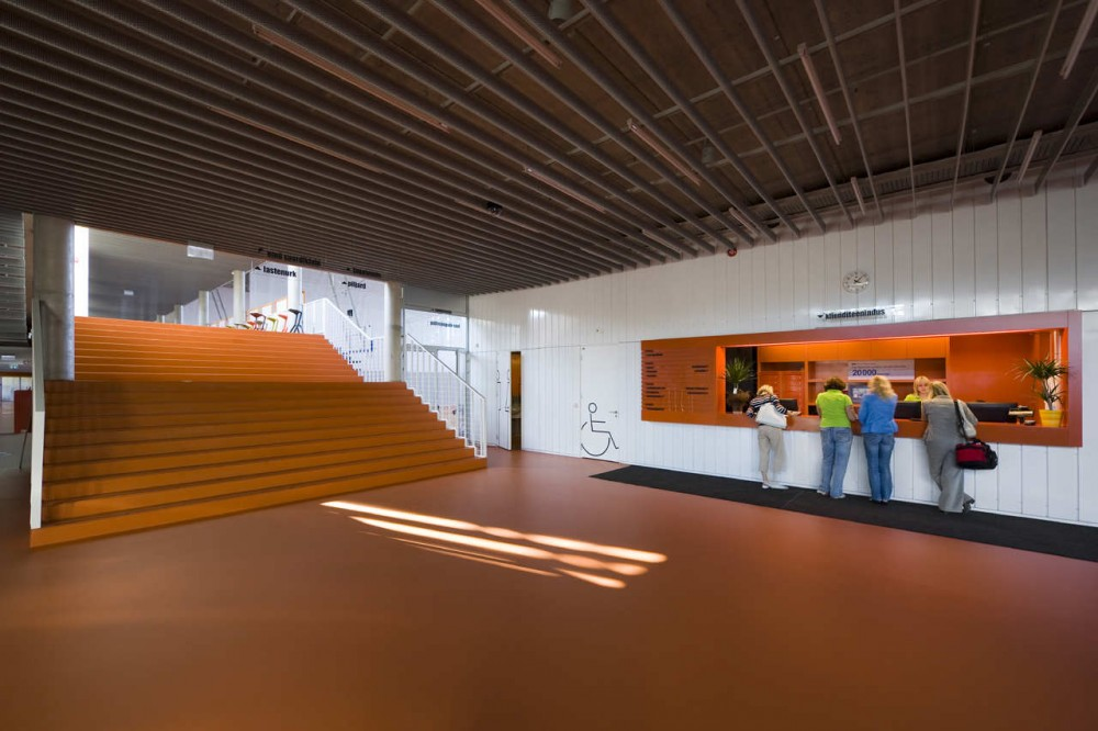Sports Hall Of The Estonian University Of Life Sciences / Salto AB