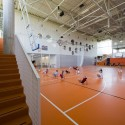Sports Hall Of The Estonian University Of Life Sciences / Salto AB  Kaido Haagen